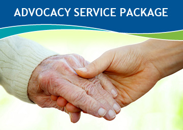Advocacy Service Package